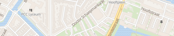 Karte Monsigneur Nolensstraat Alkmaar