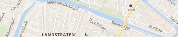Karte Overdiepad Alkmaar