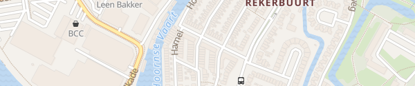 Karte Zaagmolenstraat Alkmaar