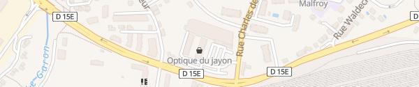 Karte Intermarché Grigny