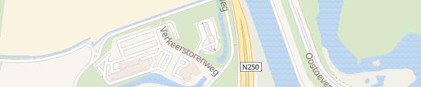 Karte McDonald's Den Helder