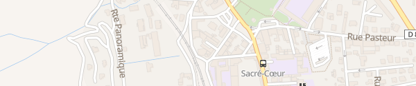 Karte Logis Hôtel Tournon-sur-Rhône