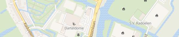 Karte McDonald's IJdoornlaan Amsterdam