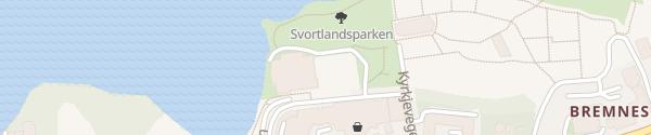 Karte Bømlo Kulturhus Bremnes