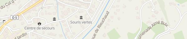 Karte Boulevard de la Tour du Pin Buis-les-Baronnies