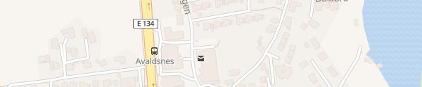 Karte Extra Avaldsnes