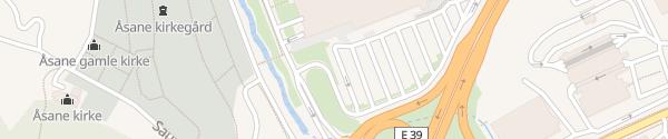 Karte Ikea Åsane Nyborg