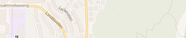 Karte Öffentlicher Parkplatz Bergen