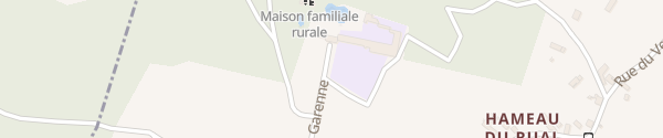 Karte Château de Chapeau Cornu Vignieu