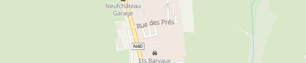 Karte Lidl Neufchâteau