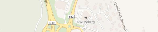 Karte Kiwi Os