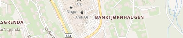 Karte AMFI Os