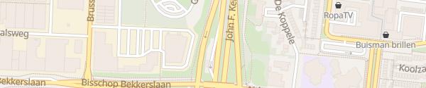Karte Shell Tankstelle Eindhoven