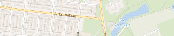 Karte Sporthal Eckart Eindhoven