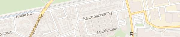 Karte Graviuspad Eindhoven