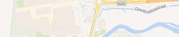 Karte McDonald's Ochten