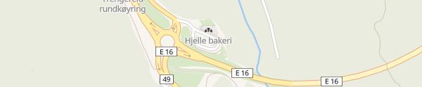 Karte Hjelle Bakeri Trengereid