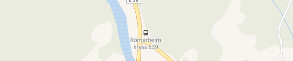 Karte Romarheim Vikanes