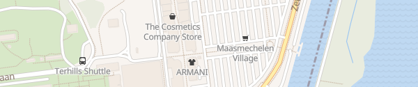 Karte Maasmechelen Village Maasmechelen