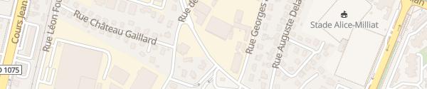 Karte AutoDauphiné Echirolles