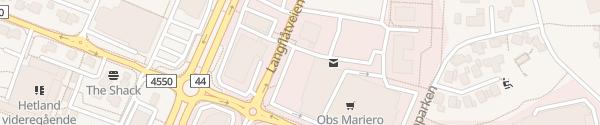 Karte Coop Obs Mariero Stavanger