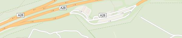 Karte Fastned Willemsbos Hulshorst