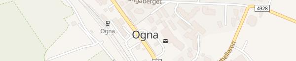 Karte YX Ogna Sirevåg