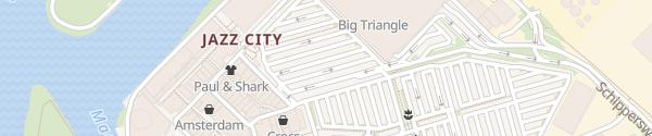 Karte Designer Outlet Roermond