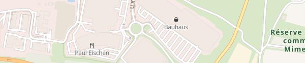 Karte Bauhaus Mamer