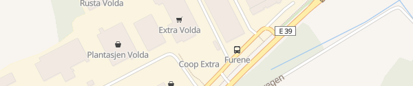 Karte Coop Volda