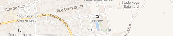Karte Boulevard Just Marie Raynouard Brignoles