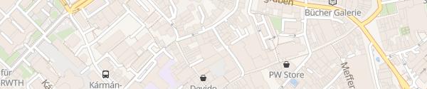 Karte APAG Rathaus Aachen