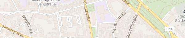 Karte INNSIDE Aachen
