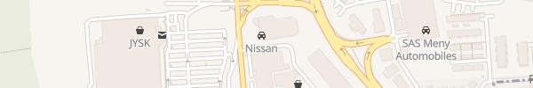 Karte Nissan Millauto Laxou