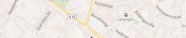 Karte Marktplatz Linde Kleve