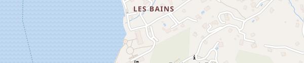 Karte Le Palace de Menthon Menthon-Saint-Bernard