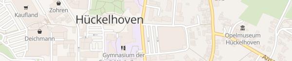 Karte Dr.-Ruben-Straße Hückelhoven