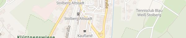 Karte Kaufland Stolberg