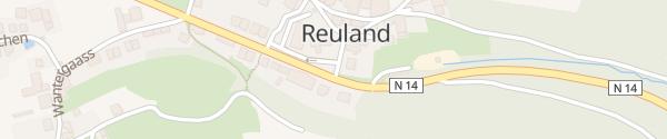 Karte Kindergarten Reuland