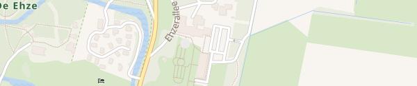 Karte Hotel Landgoed Ehzerwold BS Almen