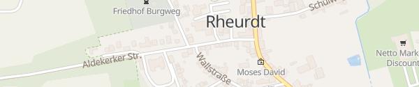 Karte Marktplatz Rheurdt