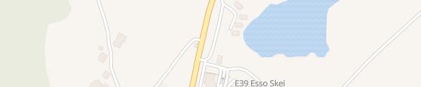 Karte IONITY Circle K Skei