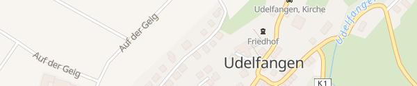 Karte Imagion AG Trierweiler-Udelfangen