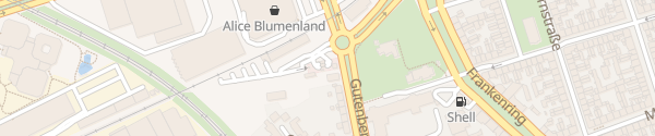 Karte Insel Tankstelle Krefeld