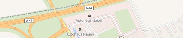 Karte Otto-Hahn-Straße Meerbusch