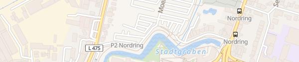 Karte innogy Ladesäule Moers