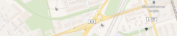 Karte Shell Tankstelle Uerdingen Krefeld