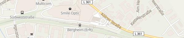 Karte INTRO Bergheim Bergheim
