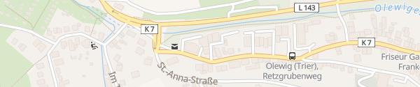 Karte Autohaus Zeimet Trier