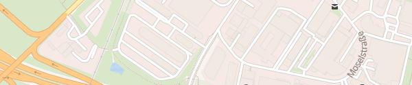 Karte Bauhof Neuss